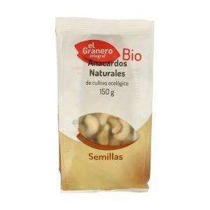 Anacardo natural Bio – 150 gr.
