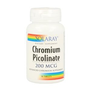 Chromium Picolinate – Solaray