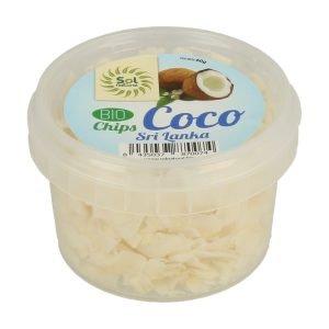 Chips De Coco Bio Sri Lanka – 60 gr.