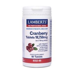 Arándano Rojo 18.750 mg – Lamberts