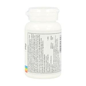 Vitamina B-12 con Ácido Fólico