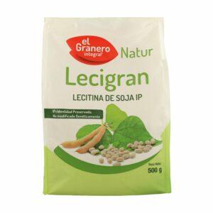 Lecigran Lecitina de Soja IP – 500 gr.