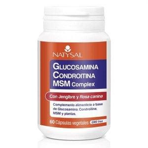 GLUCOSAMINA CONDROITINA MSM COMPLEX