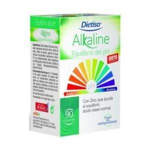 Alkaline Equilibrio Del Ph