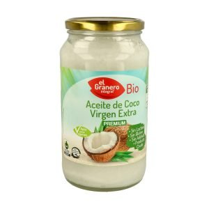 Aceite de coco virgen Bio – 1 lt.