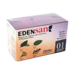 Edensan 01 Hep Infusiones