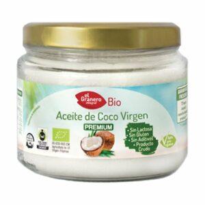 Aceite de Coco Virgen Bio – 250 ml.