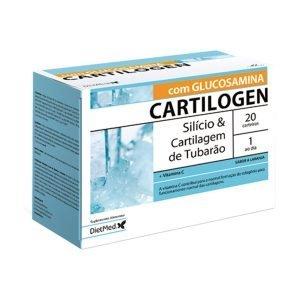 Cartilogen con Glucosamina 20 sobres