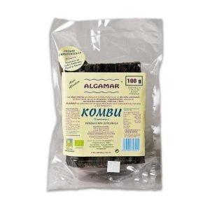 Algas Kombu – 100 gr.