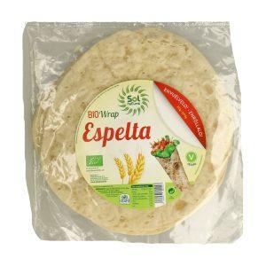 Wrap de Espelta – Sol Natural