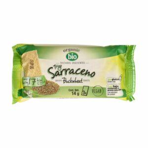 Tostadas Crujientes Trigo Sarraceno – Santiveri