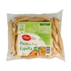 Picos de Espelta Bio – 150 gr.
