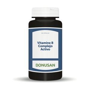 Vitamina B Complejo Activo