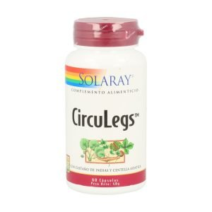 CircuLegs 60 cáps.
