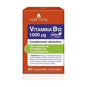 VITAMINA B12 1.000 mcg. – Natysal