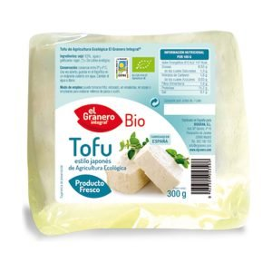 Tofu al estilo Japonés Bio – 300 gr.