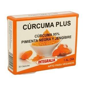 Cúrcuma Plus – 30 cáps.