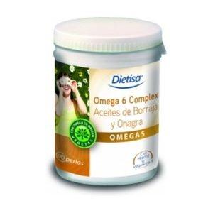 Omega 6 Complex Onagra + borraja ( super dietafort )
