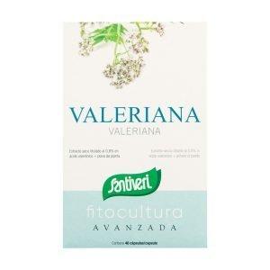 Cápsula Fitocultura Valeriana