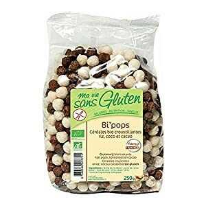 Bolitas cacao coco Bi'pops Ma Vie Sans Gluten 250 g