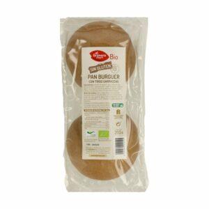 Pan burguer con trigo sarraceno – El Granero Integral