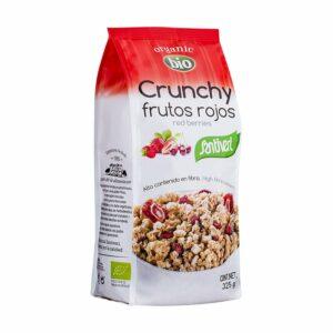 Muesli Crunchy Frutos Rojo