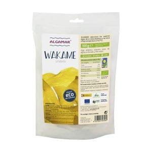 Algas Wakame – 100 gr.