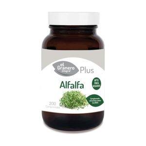 Alfalfa – 200 compr.