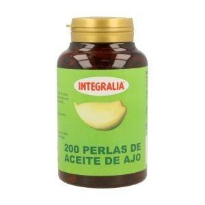 Aceite de ajo – 200 perlas