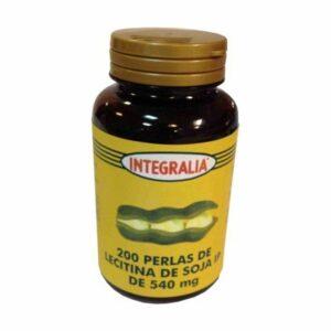 Lecitina Soja – 200 perlas