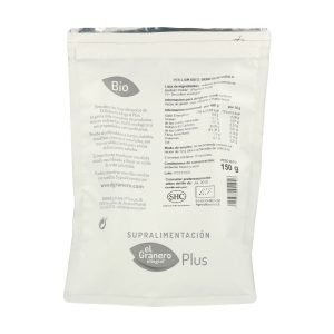 Psyllium Bio – 150 gr. – El Granero Integral