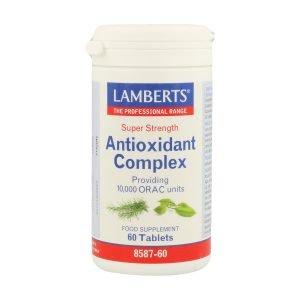 Complejo Antioxidante con 10.000 unidades ORAC