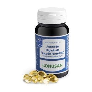 Aceite de Hígado de Pescado Forte MSC
