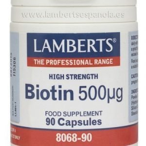Biotina 500 mcg
