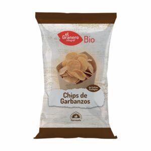 Chips de Garbanzos Bio – El Granero Integral