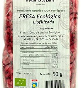 Fresa liofilizada ECO