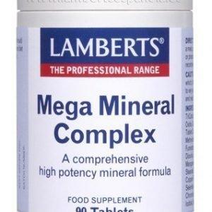 Complejo Mega Mineral de amplio espectro y alta absorción