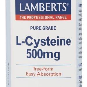 L-Cisteína 500 mg