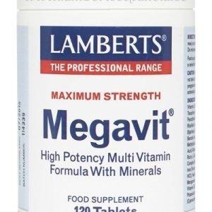Megavit®. Vitaminas y Minerales