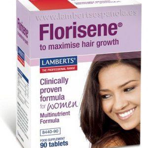 Florisene® Formula de ayuda al Efluvio Telogénico Crónico o CTE