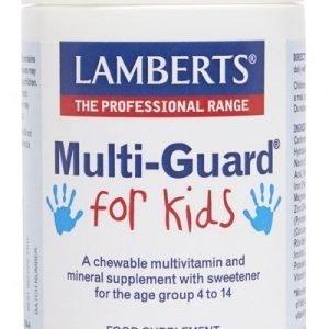MultiGuard® Vitaminas y Minerales para Niños de 4 a14 años