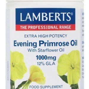Aceite de Prímula con Borraja 1000 mg con Vitamina E
