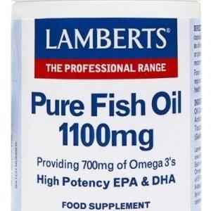 Aceite de Pescado Puro 1100 mg con 700 mg de Omega 3
