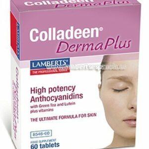 Colladeen® DermaPlus con Luteína, Zeaxantina, Té Verde, Vitaminas