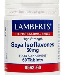 Isoflavonas de Soja 50 mg