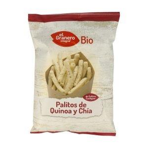 Palitos de Quinoa y Chía Bio – El Granero Integral