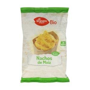 Nachos de Maíz Natural Bio – 125 gr. – El Granero Integral