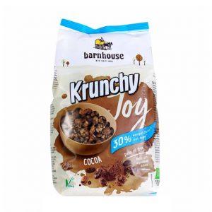 Muesli krunchy joy cacao Barnhouse 375 g