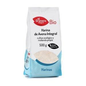 Harina De Avena Integral BIO