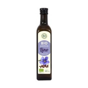 Aceite de Lino Bio – 500 ml.